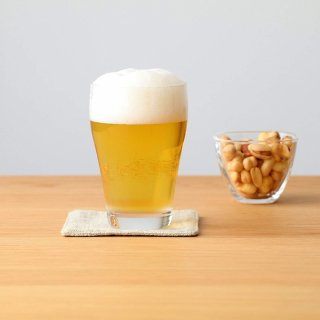 ビールグラス 泡づくりモールグラス クリア 320ml (9397) アデリア/石塚硝子
