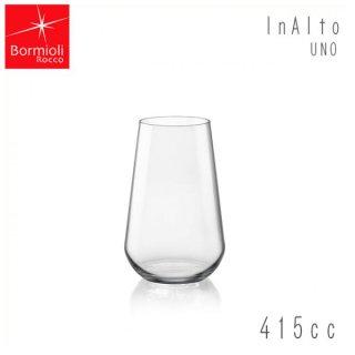 inAlto/インアルト UNO(ウノ)ロングタンブラー 6個セット 415ml (3000-1827)