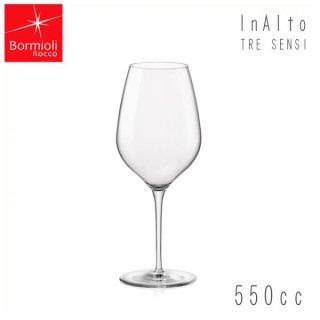 ワイングラス インアルト トレセンシ ステムL 6個セット ボルミオリロッコ (3000-1833)