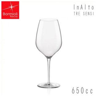 ワイングラス インアルト トレセンシ ステムXL 6個セット ボルミオリロッコ (3000-1834)
