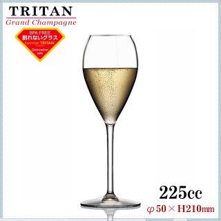 TRITAN トライタン グランシャンパーニュ 6個セット 225ml (08-GC904TR)