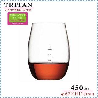 TRITAN トライタン ユニバーサルワイン 6個セット 450ml (08-GC706TR)