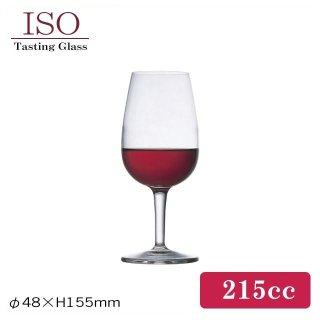 国際企画 ISO テイスティンググラス 6個セット 215ml (08-GT066SC)