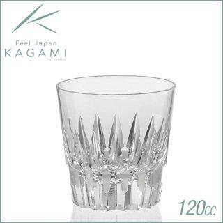 カガミクリスタル ダブルウィスキー<校倉> 120cc (T481-312)