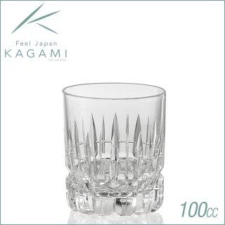 カガミクリスタル ダブルウィスキー 100cc (T483-642)