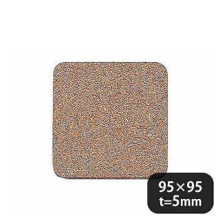 シンビ コルクコースター#100(10枚入) 角 (177120)
