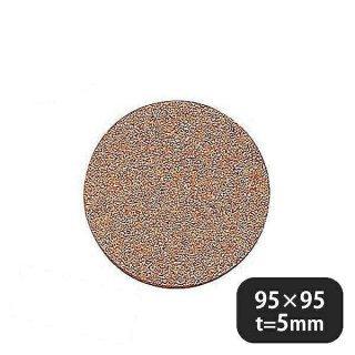シンビ コルクコースター#100(10枚入) 丸 (177121)