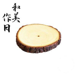 アカシア 丸コースター 5個セット 和美作日 Wabisabi(3-499-04)