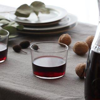 コップ グラス ソバ 7oz 230ml 6個入 木村硝子店 (15719) キッチン、台所用品