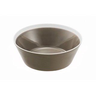 木村硝子店 dishes bowl L (fawn brown) 3個セット (15699)