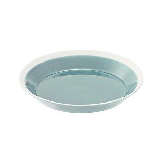 木村硝子店 dishes 200 plate (pistachio green) 5個セット (15692)