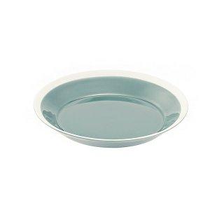 木村硝子店 dishes 180 plate (pistachio green) 5個セット (15698)