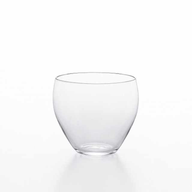 アデリア(石塚硝子) クラフトサケグラス まろやか 150ml (L-6697)
