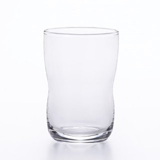 アデリア(石塚硝子) つよいこグラスM 3個 185ml (8641)