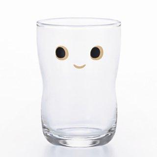 タンブラー つよいこグラス nico M 185ml アデリア/石塚硝子 (1830)