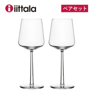 ワイングラス iittala イッタラ 450cc ペアセット エッセンス レッドワイン (1008568)