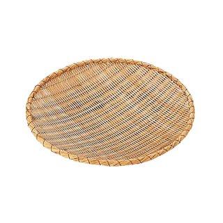 竹製ためざる 45cm(039064)