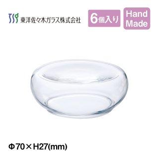 アミューズ エアー 花かざり 6個入 東洋佐々木ガラス(TS44041-6pc) アミューズ