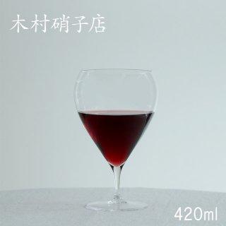 木村硝子店 ワイングラス バンビ 11oz 330ml 6個入(6433)