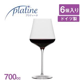 ワイングラス プラティーヌ ブルゴーニュ 700cc 6個セット(1791-6pc)