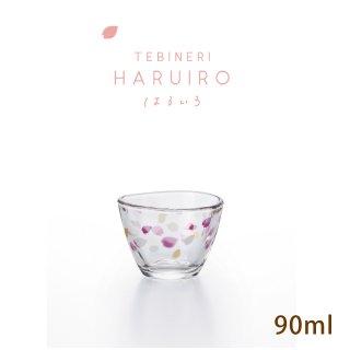 吟醸 おちょこ 90ml haruiro 春色 アデリア 石塚硝子(6103 )
