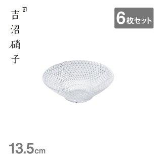 ボール 14 PETIS 6枚セット 吉沼硝子(20-220)