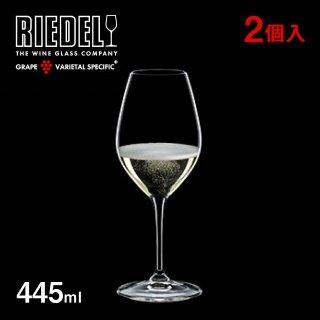 リーデル ヴィノム シャンパーニュ・ワイン・グラス/甲州 6416/58 445cc 2個入(6416-58)