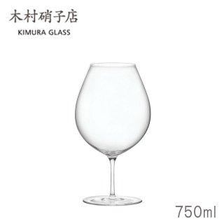 木村硝子店 サヴァ 24oz 750ml ワイングラス(14475-1)