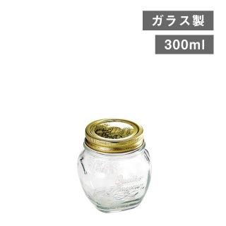 キャニスター Q.S. キャニスター角 300ml 12個(202075-12pc)