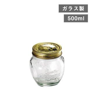 キャニスター Q.S. キャニスター角 500ml 12個(202076-12pc)