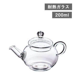 ティーポット 花茶 ポット 200ml(201377-1pc)