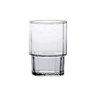 東洋佐々木ガラス HSスタック タンブラーグラス 240ml (6個セット) (00367HS)