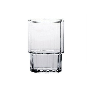タンブラーグラス 240ml 6個 HSスタック 東洋佐々木ガラス (00367HS)