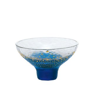盃 江戸硝子 八千代窯 冷酒グラス 盃 120ml 東洋佐々木ガラス (10792)
