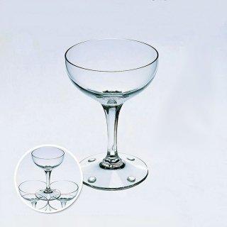 シャンパンタワー用 バンポンツキシャンパングラス 6個 東洋佐々木ガラス (32034-CT-6)