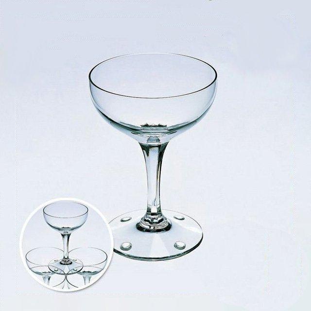 東洋佐々木ガラス バンポンツキシャンパングラス 72個セット [シャンパンタワー用] (32034-CT-72)