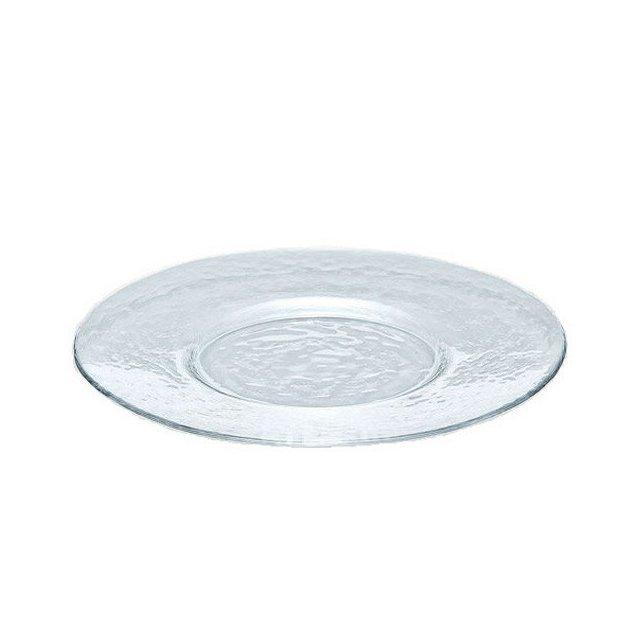 東洋佐々木ガラス オービット ワイドリムプレート 32cm (3枚入) (46062)
