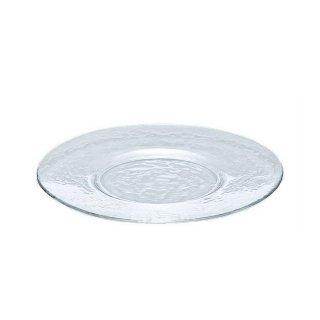 ワイドリムプレート 32cm 3枚 オービット 東洋佐々木ガラス (46062)