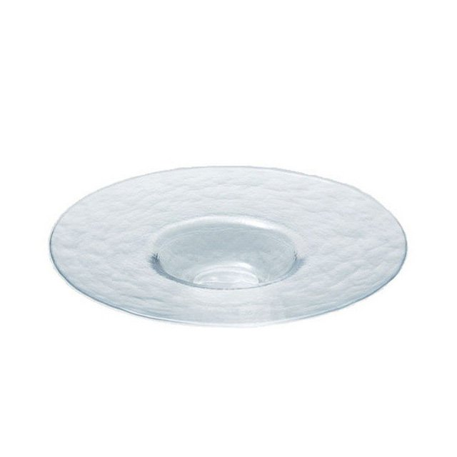 東洋佐々木ガラス オービット リム付ボール 27cm (3枚入) (46155)