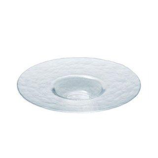 リム付ボール 27cm 24枚ケース販売 オービット 東洋佐々木ガラス (46155-1ct)