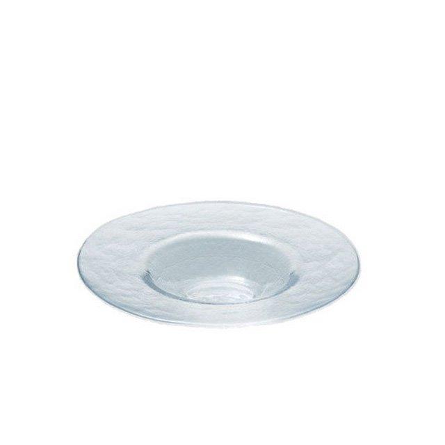東洋佐々木ガラス オービット リム付ボール 21cm (3枚入) (46157)