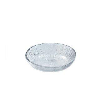 東洋佐々木ガラス なぎさ 丸型 小皿(深型) (6個セット) (46204)