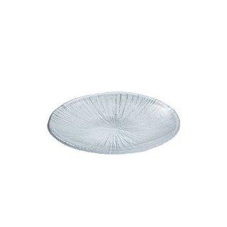 東洋佐々木ガラス なぎさ 丸型 小皿 (6枚セット) (46211)