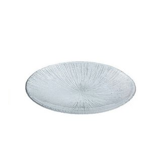 東洋佐々木ガラス なぎさ 丸型 中皿 (6枚セット) (46213)