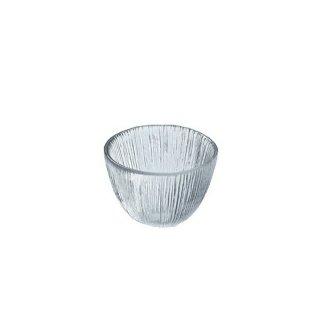 なぎさ 丸型 そばちょこ 6個 東洋佐々木ガラス (46225)