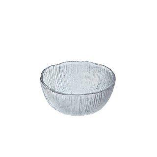 東洋佐々木ガラス なぎさ 丸型 洗い鉢 (3個セット) (46227)