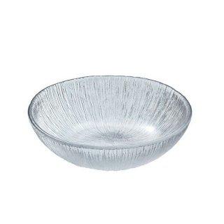 なぎさ 丸型 盛鉢 1個 東洋佐々木ガラス (46229)