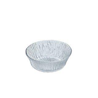 東洋佐々木ガラス なぎさ 丸型 小鉢(デザート) (6個セット) (46232)