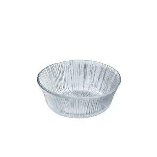 東洋佐々木ガラス なぎさ 丸型 中鉢(デザート) (3個セット) (46238)