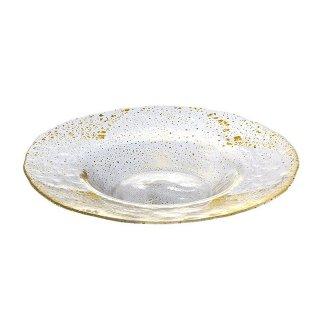 リム付ボール280 オービット金箔付き 東洋佐々木ガラス (49021G)